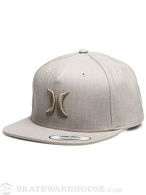Hurley Fresh Select Snapback Hat Tan/NTT Adj.