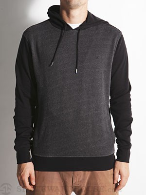 Hurley Hideaway Hooded Knit Black MD