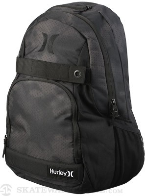 Hurley Honor Roll Skate Backpack Block Party Fuse