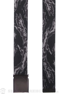 Hurley Honor Roll Web Belt Camo Adjustable
