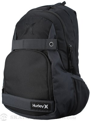 Honor Roll Solid Blocked Backpack Black/Ash