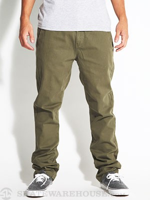 Hurley Corman Worker Pants Fort Green/FOGR 28