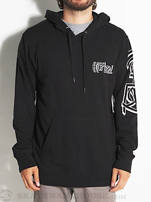 Hurley Original Loyalty Pullover Hoodie Black SM