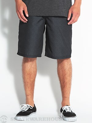 Hurley Mariner Pin Boardwalk Shorts Black 33