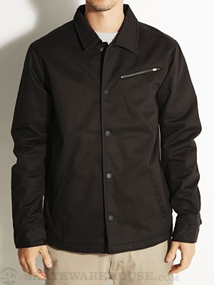 Hurley MVP Twill Jacket Black LG