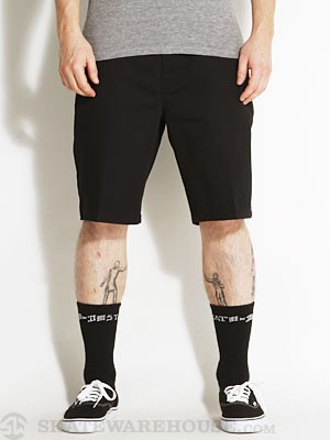 Hurley One & Only Chino Shorts Black 28