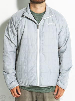 Hurley Outer Edge Jacket Concrete SM