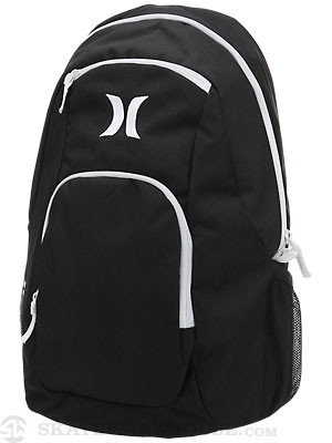 Hurley One & Only Backpack Black/White