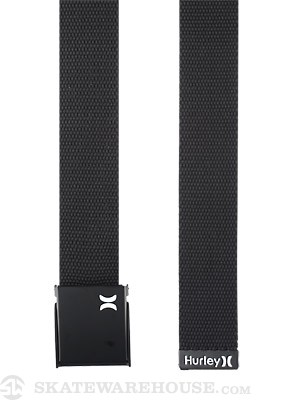 Hurley One & Only Web Belt Black Adj.