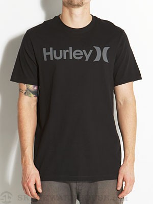 Hurley One & Only Tonal Tee Black SM