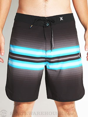 Phantom Block Party Warp 2.0 Boardshorts Black 28