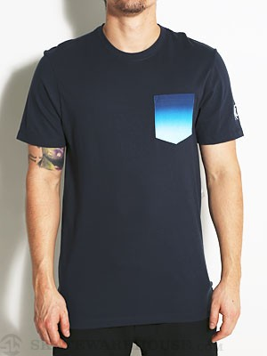 Hurley Primitive Pocket Tee Navy SM
