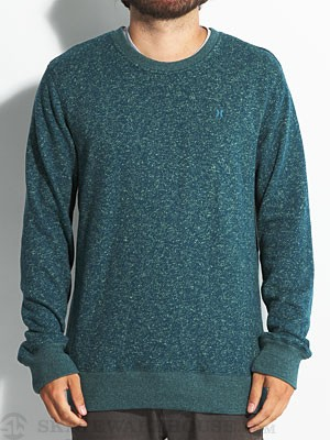 Hurley Retreat Crew Sweatshirt Hthr Green XXL