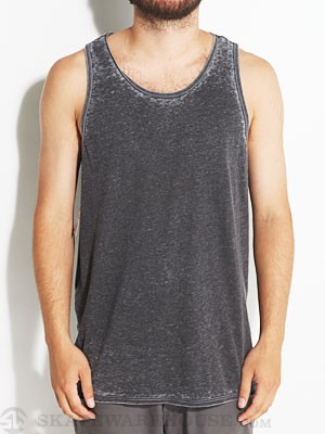 Hurley Staple Burnout Tank Black XL