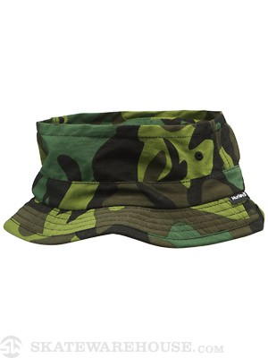 Hurley Shore Cruiser Hat Camo One Size