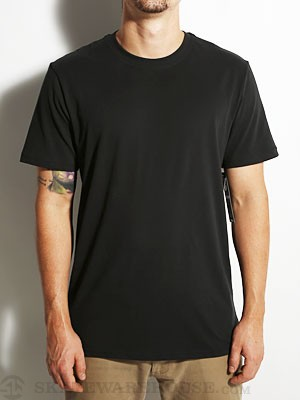 Hurley Staple Dri-Fit Tee Black SM