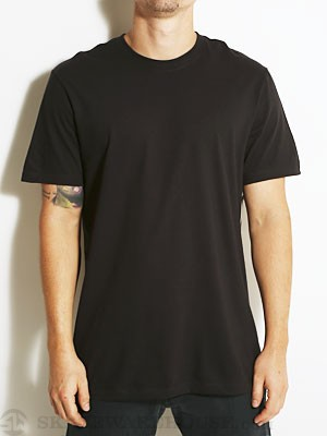 Hurley Staple Premium Tee Black SM