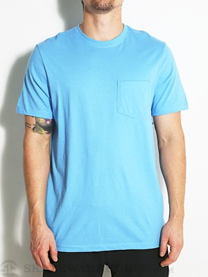 Hurley Staple Pocket Tee Blue SM