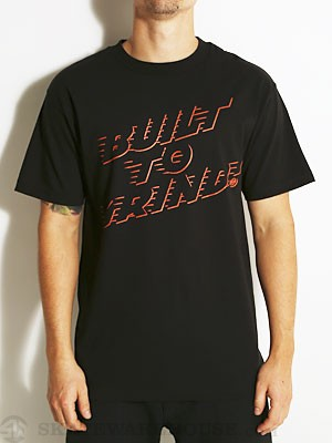 Indy BTG Speed Tee Black SM