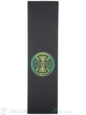Independent Fountain Griptape by Mob Green/Yellow