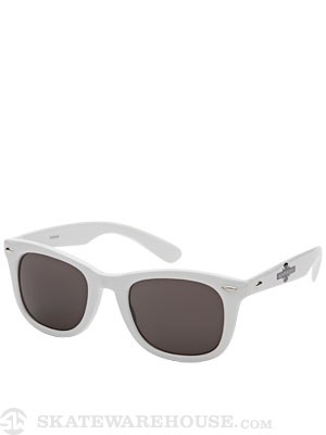 Independent Getxo Sunglasses  White