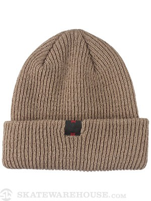 Independent Label Long Shoreman Beanie Burlap