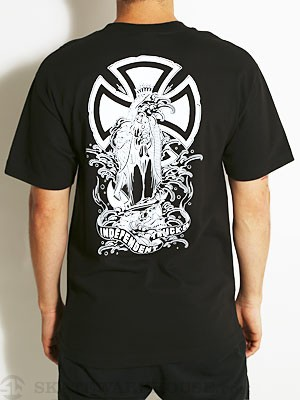 Indy Nozaka Tattoo Cross Tee Black SM
