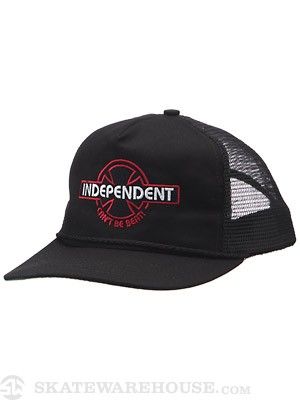Independent OGBC Can't Be Beat Mesh Hat Black