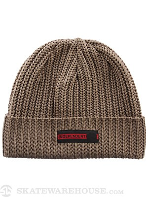 Independent Red Line Beanie Vertivert