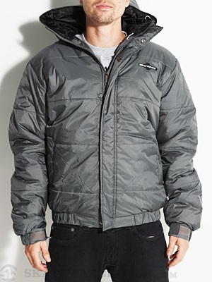 Independent Swelter Jacket Charcoal SM