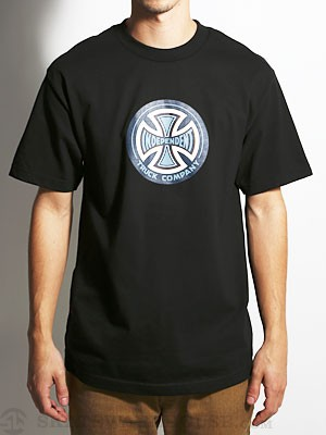 Independent Truck Co. Birth Tee Black SM