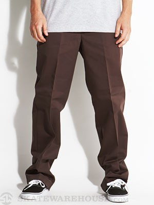 Independent Toil Chino Pants Brown 32x32