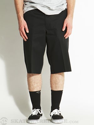 Independent Toil Work Shorts Black 32