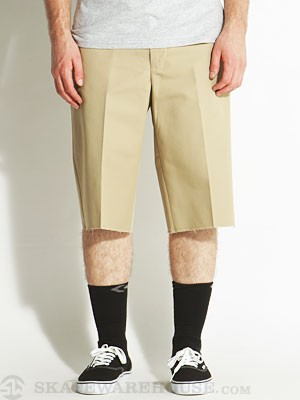 Independent Toil Work Shorts Khaki 32