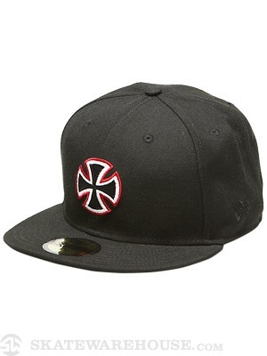 Indy Unit New Era Hat Black 7 5/8