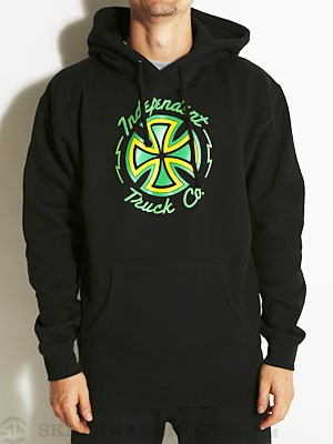 Indy Voltage Hoodie Black SM