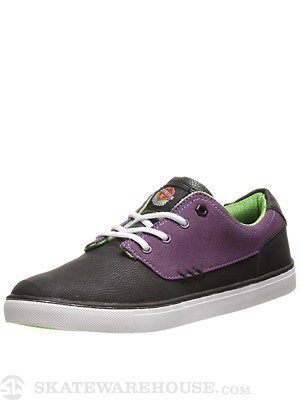 IPath Hennepin Shoes  Black/Purple/White