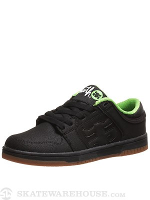 IPath Stash Fli Low Shoes  Black/White/Limeade