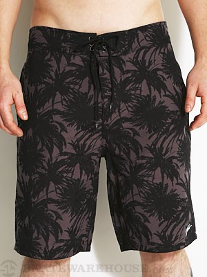 JSLV Palms Boardshort Black 32