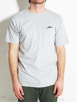 JSLV Classic Signature Tee Athletic Heather SM