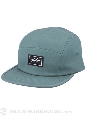 JSLV Dash 5 Panel Hat Green