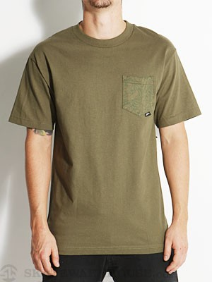 JSLV Explorer Custom Pocket Tee Olive SM