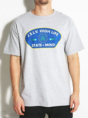JSLV Mindstate Tee Athletic Heather SM
