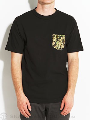 JSLV Nug Custom Pocket Tee Black SM