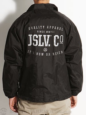 JSLV Practice Jacket Black MD