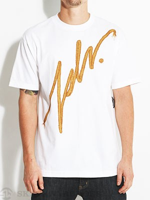 JSLV Premium Rope Tee White/Brown SM