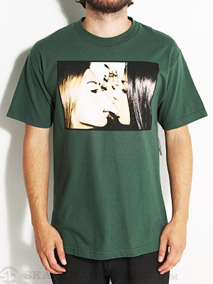 JSLV Van Styles Shotgun Tee Hunter Green SM