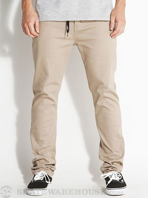 JSLV Secure Twill Pants Khaki 30