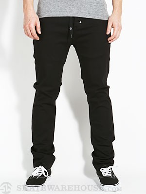 JSLV Secure Twill Pants Black 30