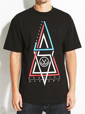 JSLV Up Tee Black MD